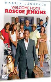 Welcome Home Roscoe Jenkins (2008) - (DVD)