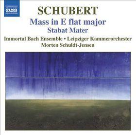 Schubert Jensen - Mass No.6 In E Flat Major / Stabat Mater (CD)