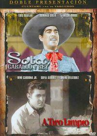 Sota Caballo Y Rey/Tiro Limpio - (Region 1 Import DVD)