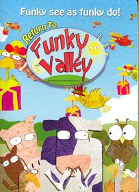 Return to Funky Valley - (Region 1 Import DVD)