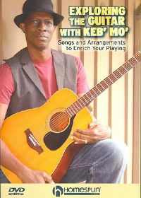 Exploring the Guitar with Keb Mo:Song - (Region 1 Import DVD)
