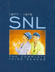 Saturday Night Live the Complete Third Season - (Region 1 Import DVD)