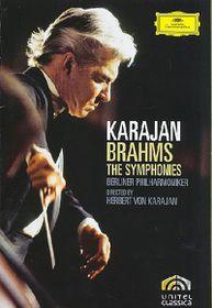Brahms - Symphonies (DVD)