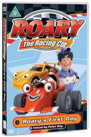 Roary The Racing Car - First Day - (Import DVD)