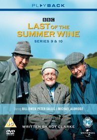 Last Of The Summer Wine 9 & 10 - (Import DVD)