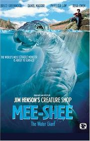 Mee-Shee: The Water Giant - (Import DVD)