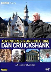 Dan Cruickshank's Adventures In Architecture - (Import DVD)