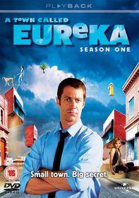Town Called Eureka-Series 1 - (Import DVD)