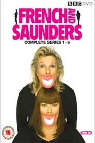 French & Saunders-Series 1-6 Box Set - (Import DVD)