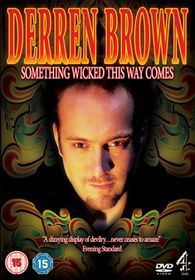 Derren Brown: Something Wicked This Way Comes - (Import DVD)