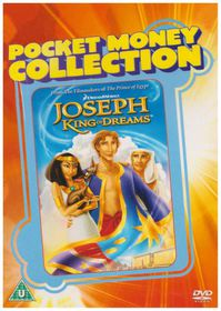 Joseph King of Dreams - (Import DVD)