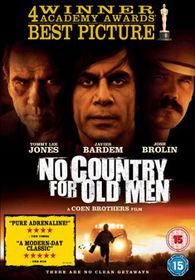 No Country For Old Men - (Import DVD)