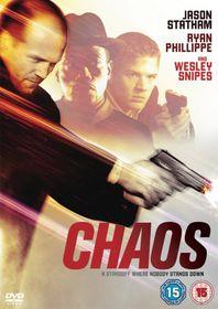 Chaos (Jason Statham) - (Import DVD)