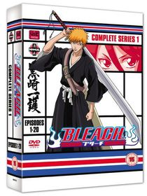 Bleach - Series 1 - (Import DVD)