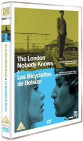 The London Nobody Knows / Les Bicyclettes De Belsize - (Import DVD)