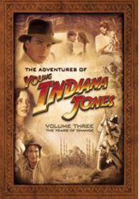 The Adventures of Young Indiana Jones: Volume 3 - (Import DVD)