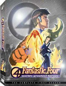 Fantastic Four:Worlds Greatest Heroes - (Region 1 Import DVD)