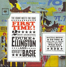 First Time the Count Meets the Duke - (Import CD)