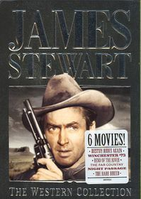 James Stewart:Western Collection - (Region 1 Import DVD)