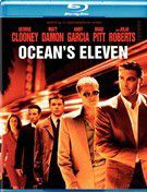 Ocean's Eleven - (Region A Import Blu-ray Disc)