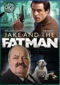 Jake and the Fatman:Season One Vol 1 - (Region 1 Import DVD)