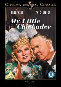 My Little Chickadee - (Import DVD)