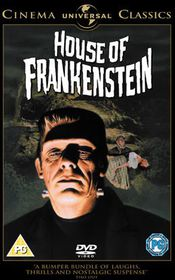 House of Frankenstein - (Import DVD)