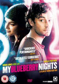 My Blueberry Nights - (Import DVD)