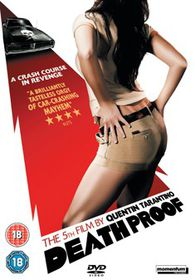 Death Proof (1 Disc) - (Import DVD)
