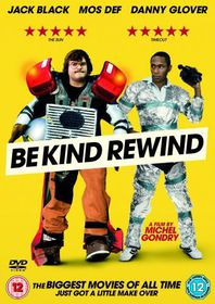 Be Kind Rewind - (Import DVD)
