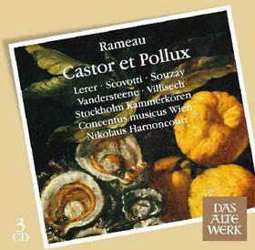 Rameau - Castor Et Pollux (CD)