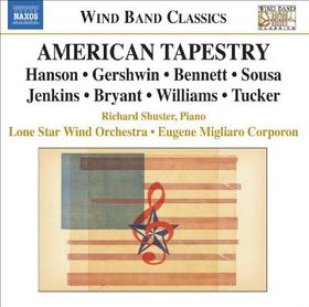 American Tapestry - Music For Wind Band (CD)