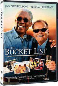 Bucket List - (Region 1 Import DVD)