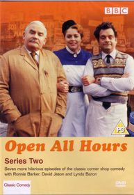 Open All Hours - Series 2 - (Import DVD)