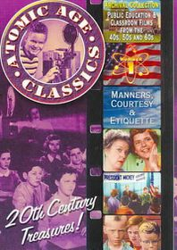 Atomic Age Classics Collection - (Region 1 Import DVD)