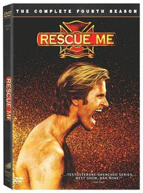 Rescue Me:Complete Fourth Season - (Region 1 Import DVD)