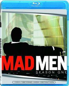 Mad Men Season 1 - (Region A Import Blu-ray Disc)