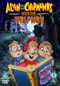 Alvin and the Chipmunks Meet the Wolfman - (Import DVD)