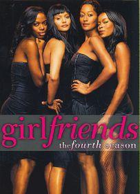 Girlfriends:Fourth Season - (Region 1 Import DVD)