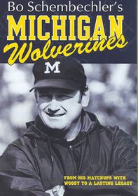 Bo Schembechler's Michigan Wolverines - (Region 1 Import DVD)