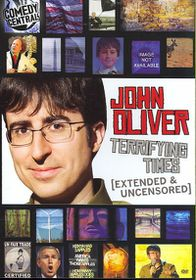 John Oliver:Terrifying Times - (Region 1 Import DVD)