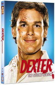 Dexter:Complete Second Season - (Region 1 Import DVD)