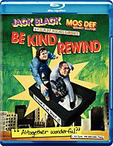 Be Kind Rewind - (Region A Import Blu-ray Disc)