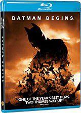 Batman Begins - (Region A Import Blu-ray Disc)
