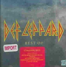 Def Leppard - Best Of Def Leppard (CD)