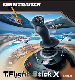 Thrustmaster T-Flight Stick X (PC & PS3)