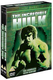 Incredible Hulk - Series 5 - (Import DVD)