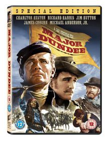 Major Dundee - (Import DVD)