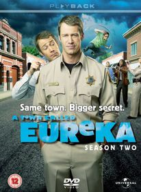 Town Called Eureka-Series 2 - (Import DVD)