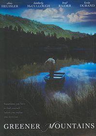 Greener Mountains - (Region 1 Import DVD)